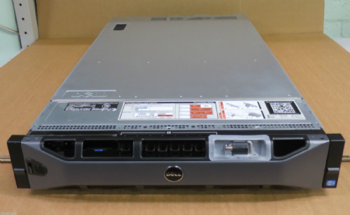 "Dell PowerEdge R820 4 x Intel Xeon E5-4650 8-Core  2.7GHz 384GB 16 x 2.5"" Server"
